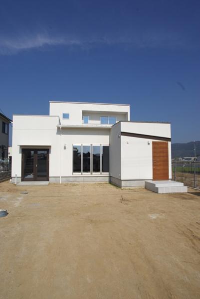 インナーガレージのある家イメージ1