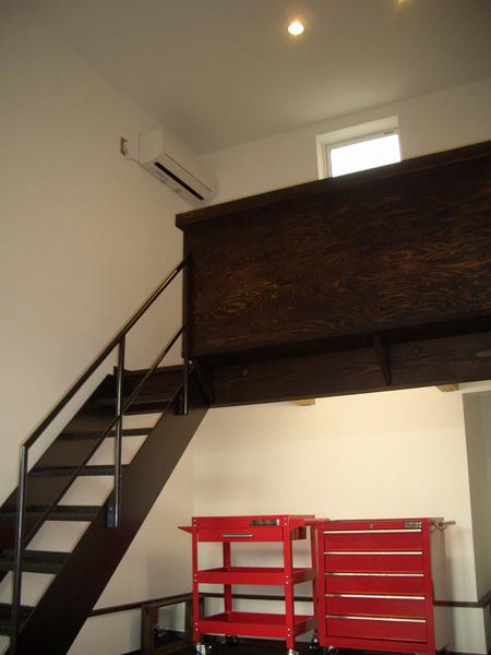 インナーガレージのある家イメージ7